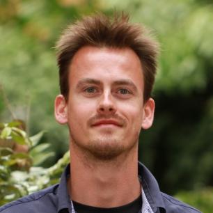 Cedric van den Berg (PhD student)